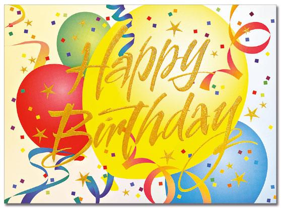 Birthday Celebration Card | Cardplant