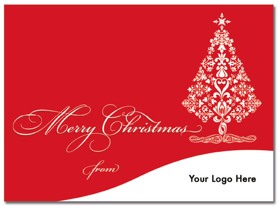 Graphic Tree Logo Card