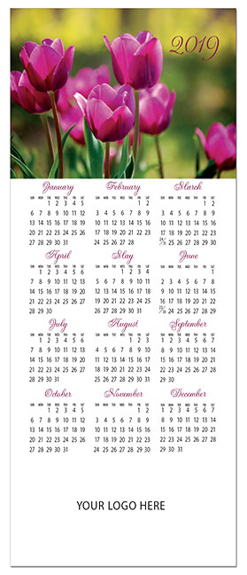 Tulips-Magnetic-Calendar