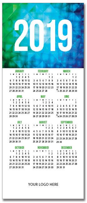 Graphic-Magnetic-Calendar