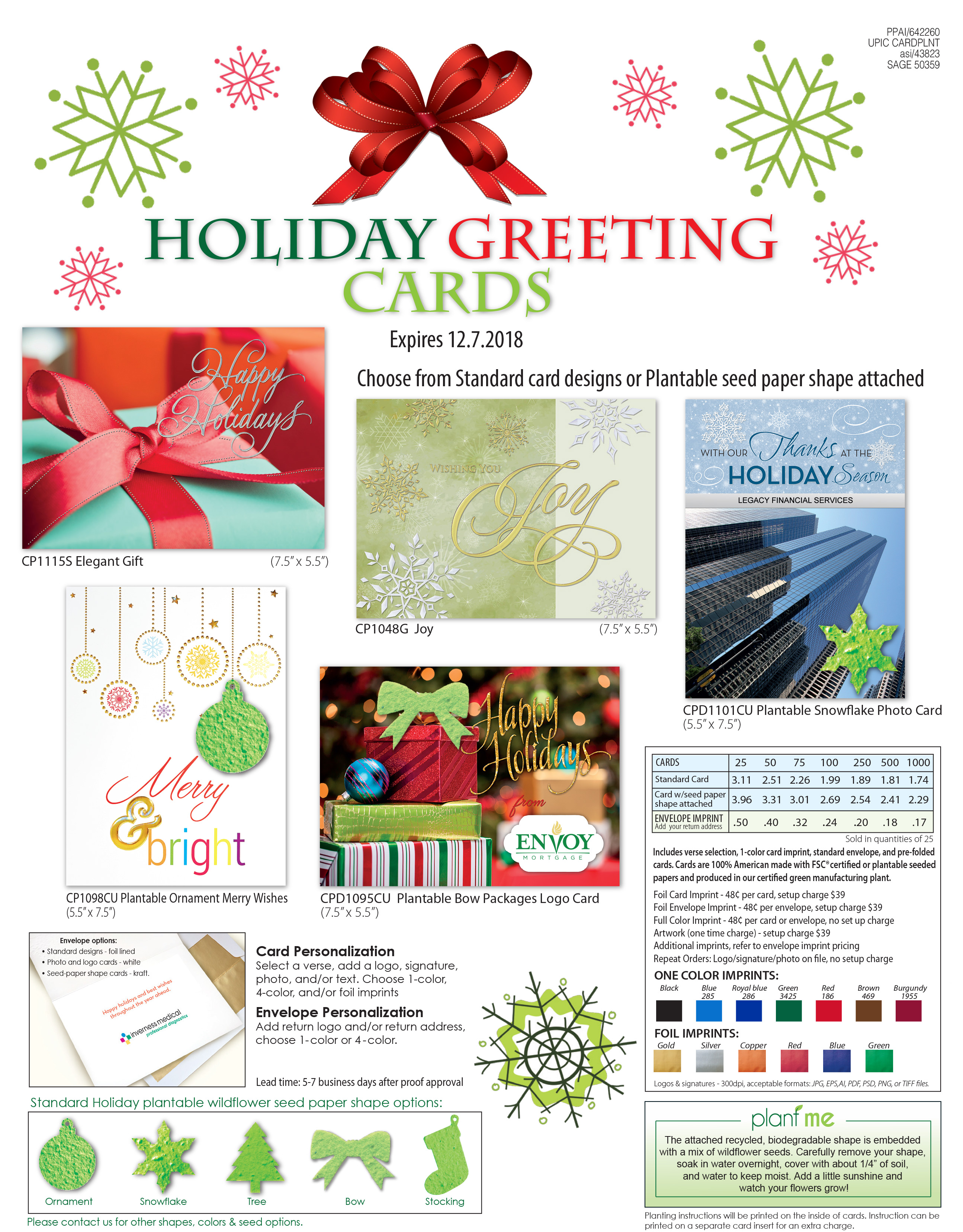 Holiday Cards | Cardplant