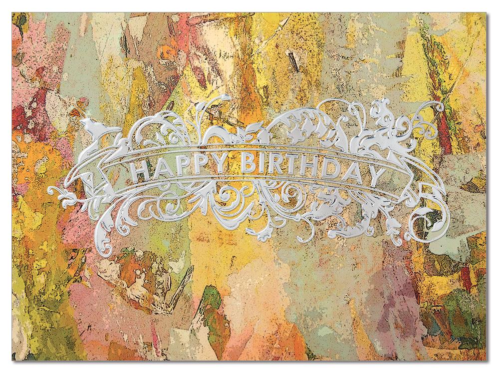 Embellished Birthday