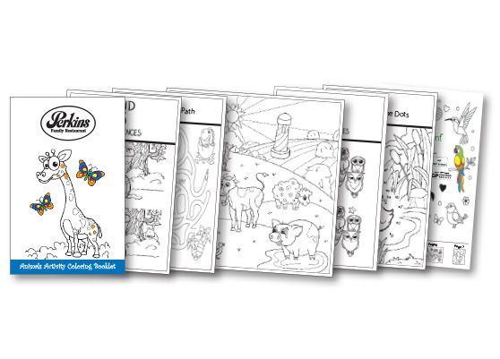 CPD1184-Animals-Activity-Coloring-Booklet