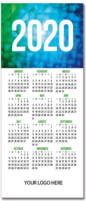 Graphic-Magnetic-Calendar