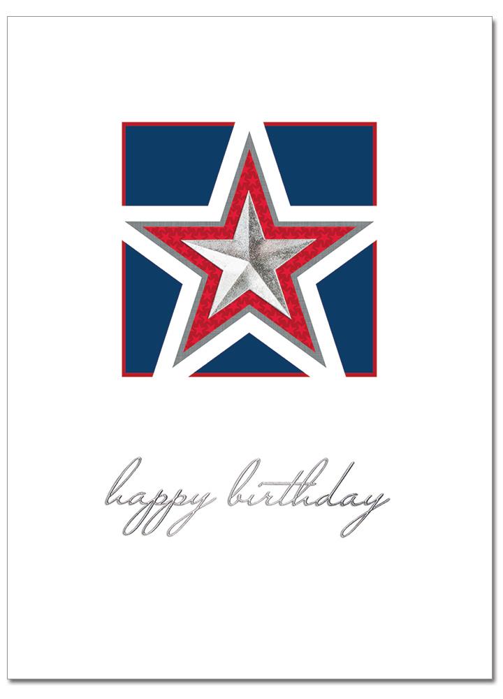 Celebrated Star