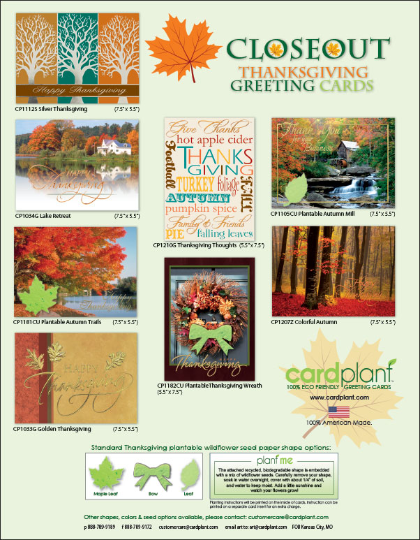 Hohliday CloseOut Flyer - pg 2 | Cardplant